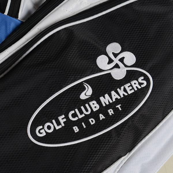 Sac Trépied Bleu Golf clubmaker
