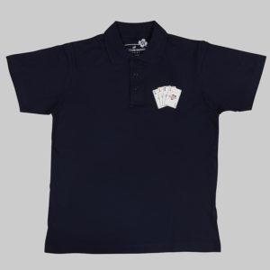 Polos homme bleu marine Golfclubmaker