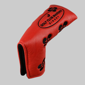 Cache putter classic rouge Golfclubmaker