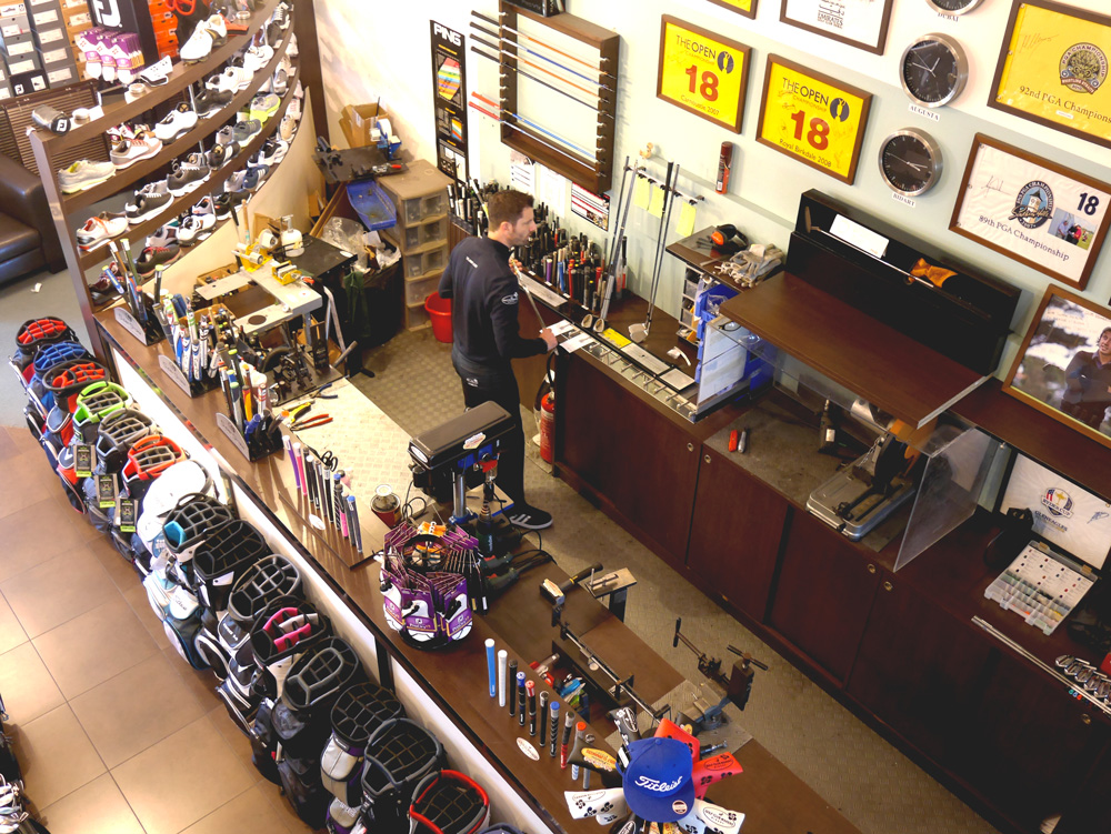 Atelier Golf ClubMakers